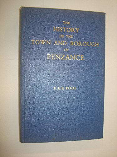 History of the Town and Borough of Penzance