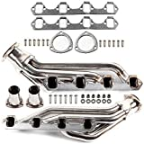 1966 Ford Mustang A/C Evaporators & Components - ECCPP Exhaust System HDSFMCU64260 Replacement Exhaust Manifolds Fit for 1966-1970 Ford Fairlane 1962-1970 Ford Falcon 1971-1977 Ford Maverick 1964-1973 Ford Mustang 1967-1970 Mercury Cougar