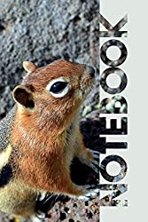 Notebook: Chipmunk Pet Useful Composition Book for Fans of the Siberian and Eastern Rodent
