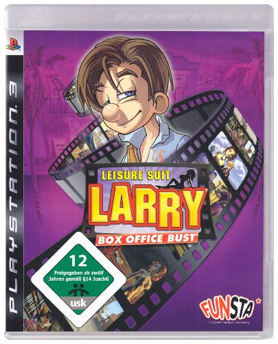 Codemasters  Leisure Suit Larry: Box Office Bust, PS 3