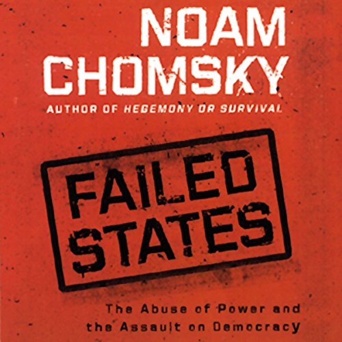 Failed States audiobook cover art