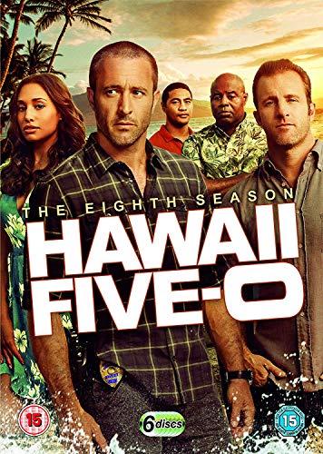Hawaii Five-O (2010): Season 8 Set (6 Dvd) [Edizione: Regno Unito]