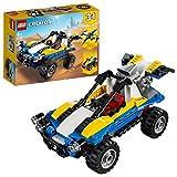 LEGO Creator - Buggy de las Arenas, juguete creativo de vehículo todoterreno para construir (31087)...