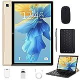 Tablet 10 Pollici Android 10.0,Tablets 5G (2.4Ghz e 5Ghz) Certificato Google GMS,4 GB RAM e 64/128GB ROM,Doppi...