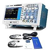 Hantek DSO5102P Osciloscopio digital, 2 canales, 1 GSa/s muestra en tiempo real, 100 MHz