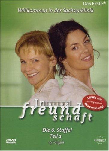 In aller Freundschaft - Staffel 6, Teil 2 (5 DVDs)