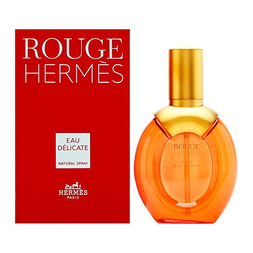 Hermes Rouge Eau Delicate Natural Spray 30ml