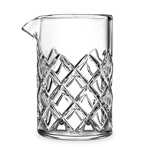 Luminarc Arc International Luminarc Barcraft Yarai Vaso para mezclar, 502 ml, transparente
