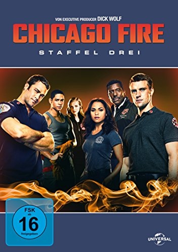 Chicago Fire - Staffel 3 (6 DVDs)