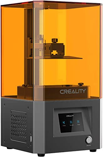 Creality LD002R LCD Resin 3D Printer with Air Filtering System and 3.5'' Smart Touch Color Screen Off-line Print 4.69...