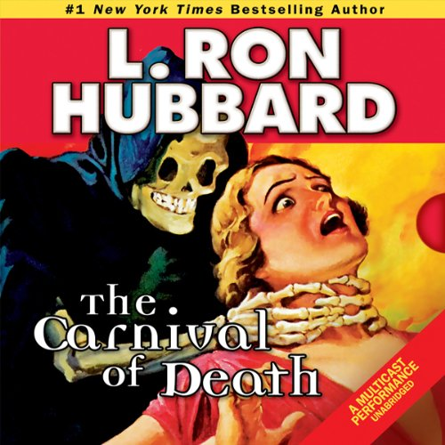 The Carnival of Death audiobook cover art