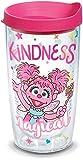 Tervis Sesame Street-Abby Cadabby Kindness Is Magical Insulated Tumbler, 16 oz, Clear