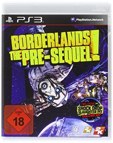 Borderlands The Pre-Sequel! - Sony PlayStation 3 by Take 2