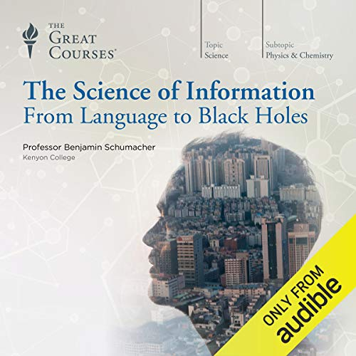 『The Science of Information: From Language to Black Holes』のカバーアート