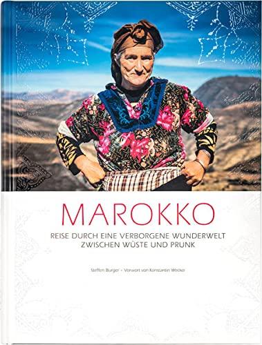 MAROKKO: Reise durch eine verborgene Wunderwelt zwischen Wüste und Prunk