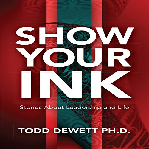 Show Your Ink audiobook cover art