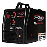 LONGEVITY Migweld 140-140 Amp Mig Welder Capable Of Flux-Core And Aluminum Gas Shielded Welding 110v