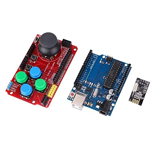 LZP-PP R3 Development Board + 1.9~3.6V NRF24L01 wireless module +nRF24L01 Joystick