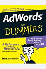 AdWords For Dummies Kindle Edition