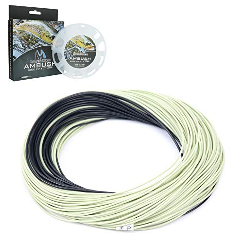 Maxcatch Floating Fly Fishing Line WF1//2//3//4//5//6//7//8//9WT Weight Forward All Size