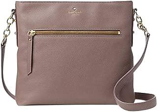 Kate Spade New York Shellie Larchmont Avenue Pebble Leather Crossbody Bag
