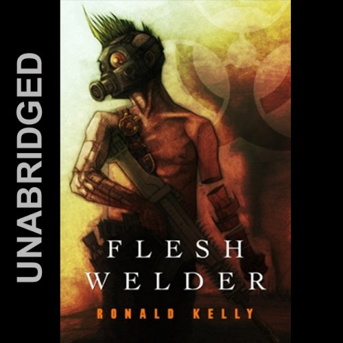 Flesh Welder audiobook cover art