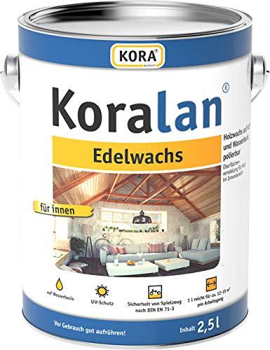 KORA KORALAN EDELWACHS - 2.5 LTR (LICHTWEISS)