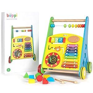 boppi® - Andador de madera - Actividades Musicales