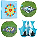 Gdaytao Giant Yard Toys Lawn Games