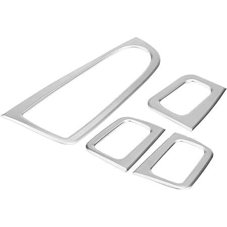 Demarkt Carbon Abs Für C Klasse W205 C180 C200 Glc Interior Tür Schüssel Verkleidung Zubehör 4 Pcs Set Auto