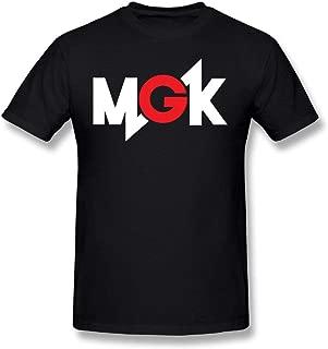 LIFETS Men's Machine Gun Kelly MGK Logo T-Shirt Black