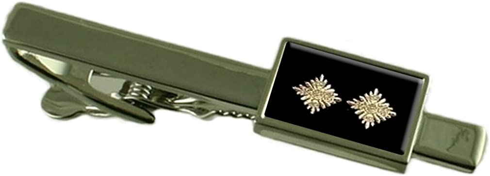 Select Gifts Police Inspector Pips Tie Clip Pouch