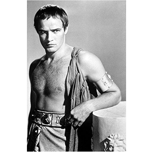 Marlon Brando as Mark Antony in Julius Caesar Shirtless 8 x 10 inch photo