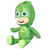 PJ Masks Gecko | Colgando de la Felpa | Figura de Peluche | Monigote | 35 cm