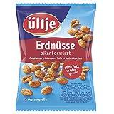 ültje Erdnüsse, pikant gewürzt, ohne Fett geröstet (1 x 200 g)
