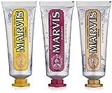 marvis maravillas del mundo dentífrico - 75 ml