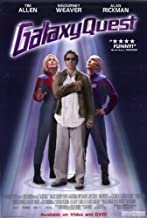 Galaxy Quest Movie Poster (27 x 40 Inches - 69cm x 102cm) (1999) Style B -(Tim Allen)(Sigourney Weaver)(Alan Rickman)(Tony Shalhoub)(Sam Rockwell)(Darryl (Chill) Mitchell)