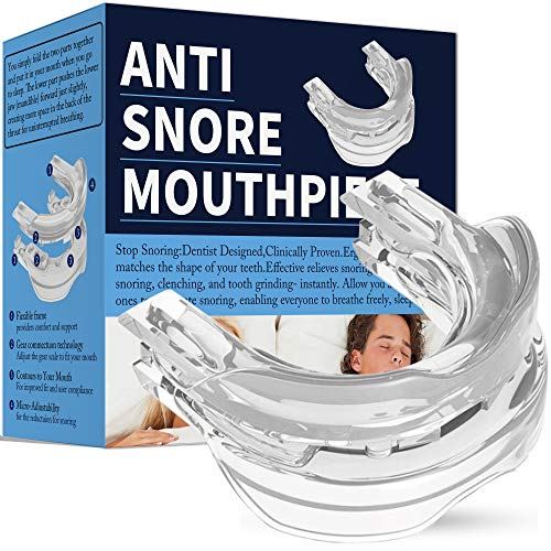 Snore Stopper, Stop Snoring Device, Snore Guard for You