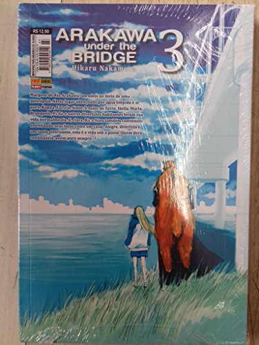 Arakawa Under The Bridge Nº 03