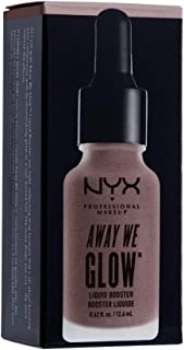 NYX PROFESSIONAL MAKEUP Away We Glow Liquid Booster(12.6ml) -Glazed Donut