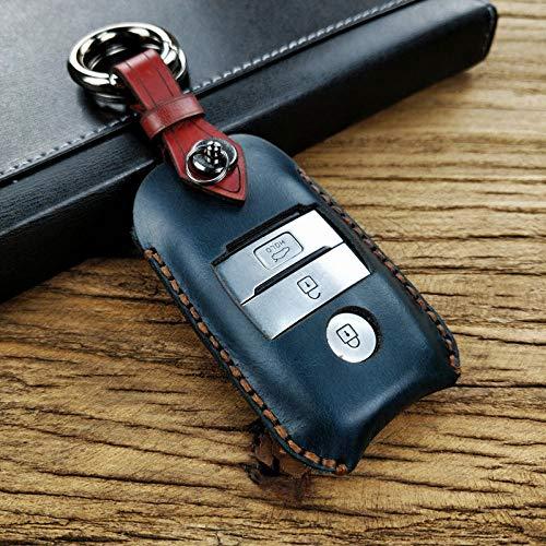 Schlüsselkoffer Auto Schlüsselkoffer Leder Hand Nähen Schlüsselkoffer