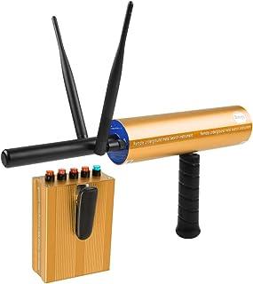 Eboxer Detector de Metales Profesional Escaneado Posicionamiento de la Antena Dual 1200 m Distancia de Búsqueda