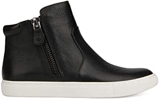 Gentle Souls Women's Carter Dual Zip Mid-top Sneaker
