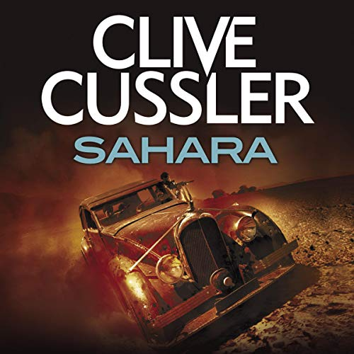 Sahara cover art