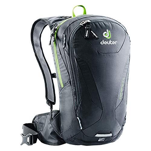 Deuter Unisex Compact 6 Bike Bag, Black, Einheitsgröße