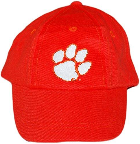 Clemson University Tigers Baby and Toddler Baseball Hat Orange