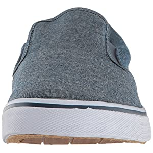 Crevo Men's Boonedock Ii Sneaker, Navy Chambray, 9 M US
