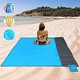 YOYI Sand Free Beach Blanket,Extra...