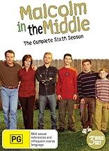 Malcolm in the Middle (Complete Season 6) - 3-DVD Set ( Malcolm in the Middle - Complete Season Six ) [ NON-USA FORMAT, PAL, Reg.4 Import - Australia ]