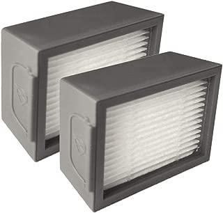 2x Replacementr HEPA filters for iRobot Roomba i7 i7+/i7 Plus E5 E6 E7 Vacuum